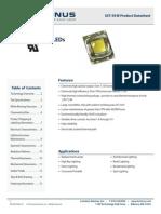 Luminus SST50 Datasheet