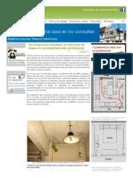 Planos, Ejemplos de Reformas, Ampliaciones, Refacciones, Remodelaciones, Reciclajes Casas