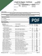 rosas, elizabeth degree audit