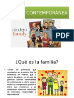 Familia Contemporánea