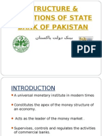 structure & functions of state bank of pakistan