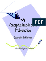 Conceptualizacion de La Problematica Elab Hip