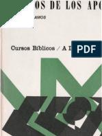 24343225 Curso Biblico 08 Hechos de Los Apostoles