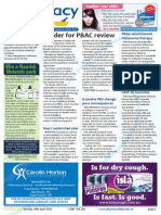 "Pharmacy Daily for Tue 28 Apr 2015 - Tender for PBAC review, PBAC on biosimilar ""a"" flagging, Examine PBS change possible consequences, PBAC recommends melanoma therapy, and much more"