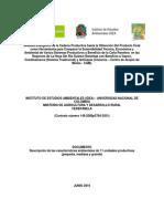 Balance Energético Sistemas Productivos de Caña Panelera