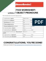practiceworksheetdirectobjectpronouns