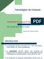 1.-Introduccion Al Lenguaje Ensamblador