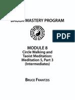 2 Circle Walking and Taoist Meditation - Intermediate Meditation 5, Part 3