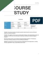 course study2