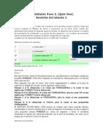 Admon Inventarios Quiz 1 y 2