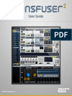 Transfuser 2 User Guide
