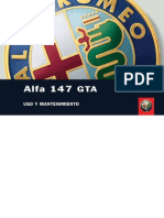 Alfa Romeo 147 Manual de usuario