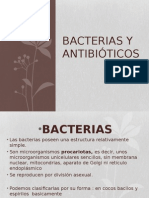 BACTERIAS Y ANTIBIOTICOS
