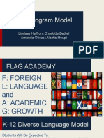 copy of ideal model program