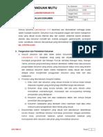 Panduan Mutu 4.3 Pengendalian Dokumen