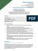 resume-last revision