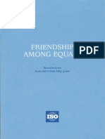 2012 Friendship Among Equals-IsO