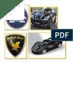 Logotipos de Automoviles