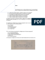 Ejercicios Sugeridos Whitten 8va Edición (Unidades 3,4 y 5)