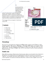 Roti - Wikipedia, The Free Encyclopedia
