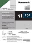 Panasonic TC-P50ST60 TC-P55ST60 TC-P60ST60 TC-P65ST60 Owner's Manual