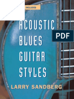 Acoustic Blues Guitar Styles