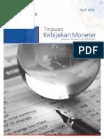 Tinjauan Kebijakan Moneter April 2015
