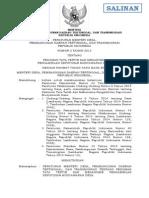 Permendesa_no_2_ta_2015 Tentang Pedoman Tata Tertib Dan Mekanisme Pengambilan Keputusan Musyawara