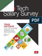 Dice TechSalarySurvey 2015