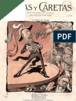 Caras y Caretas (Buenos Aires). 6-10-1900, n.º 105
