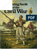 A Coloring Book of the Civil War