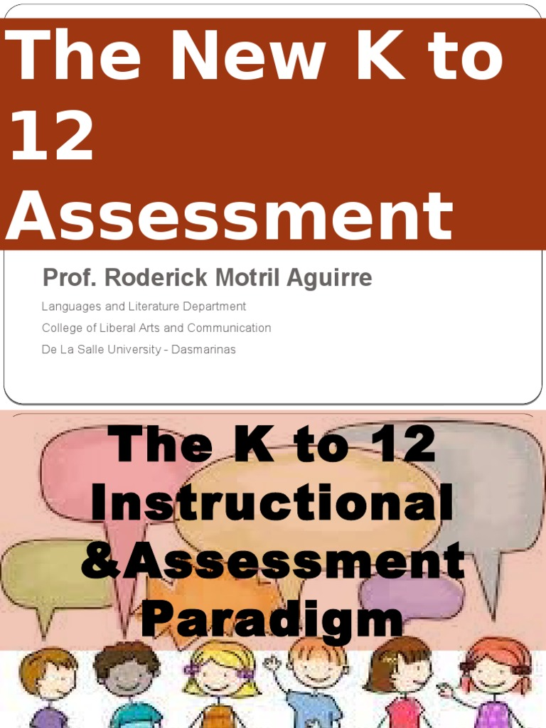 New grading system of the k to 12 test assessment educational new grading system of the k to 12 test assessment educational assessment malvernweather Choice Image