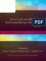 Koponen Structure and Design of Software-Defined Networks