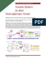 Jual Software Sistem Informasi Dan Manajemen Hotel