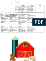 planificare 27.04-01.05- La ferma