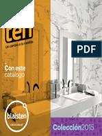 Blaistein Catalogo 201503