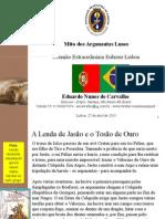 EUBIOSE 27-Abr-2015 Mito Dos Argonautas