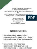 Presentacion 2010 Trabajo de Investigación