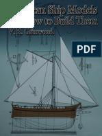 american ship model