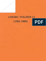 Amorc Folder 11