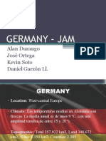 Germany - Jam