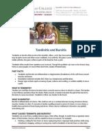 Tendinitis Dan Bursitis