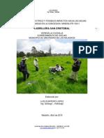 Estudio Hidrogeologico Ladrillera San Cristobal