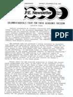 URPE Newslatter - V.2 n.4!27!30 Dec 1970
