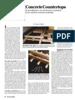 Making Concrete Countertops.pdf