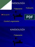 Kinesiologiq Objetivos