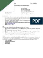 syllabus for creative writing 2012-13