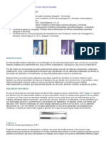 Instrumental Rotatorio en Odontología