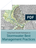 Using Smart Growth Techniques as Stormwater Best Management Practices