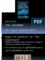 the lieutenant powerpoint pptx